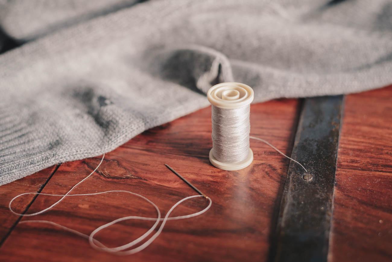 vaatteiden huolto zero waste