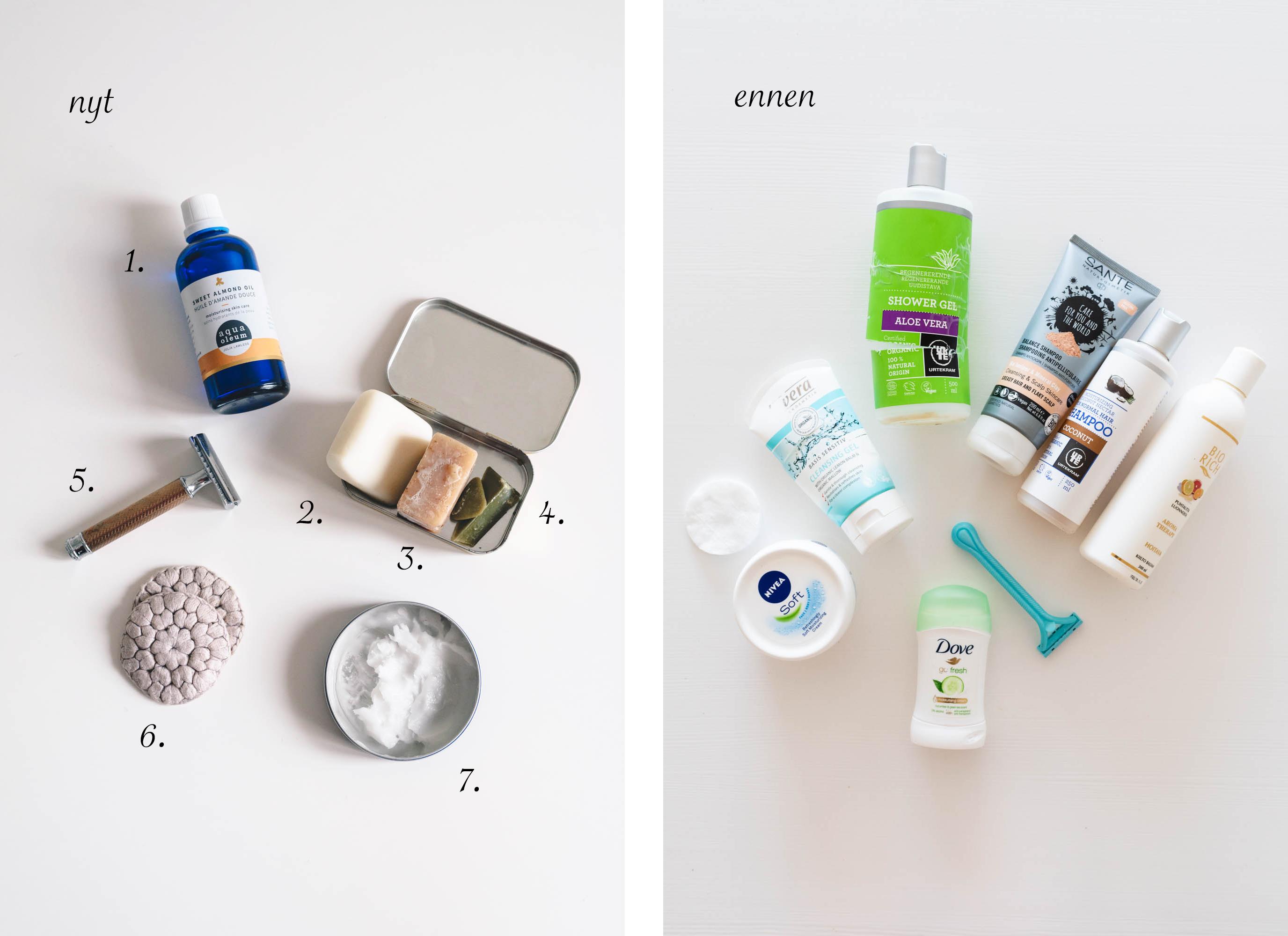 zero waste kosmetiikka