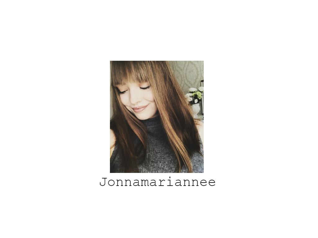 Jonnamariannee