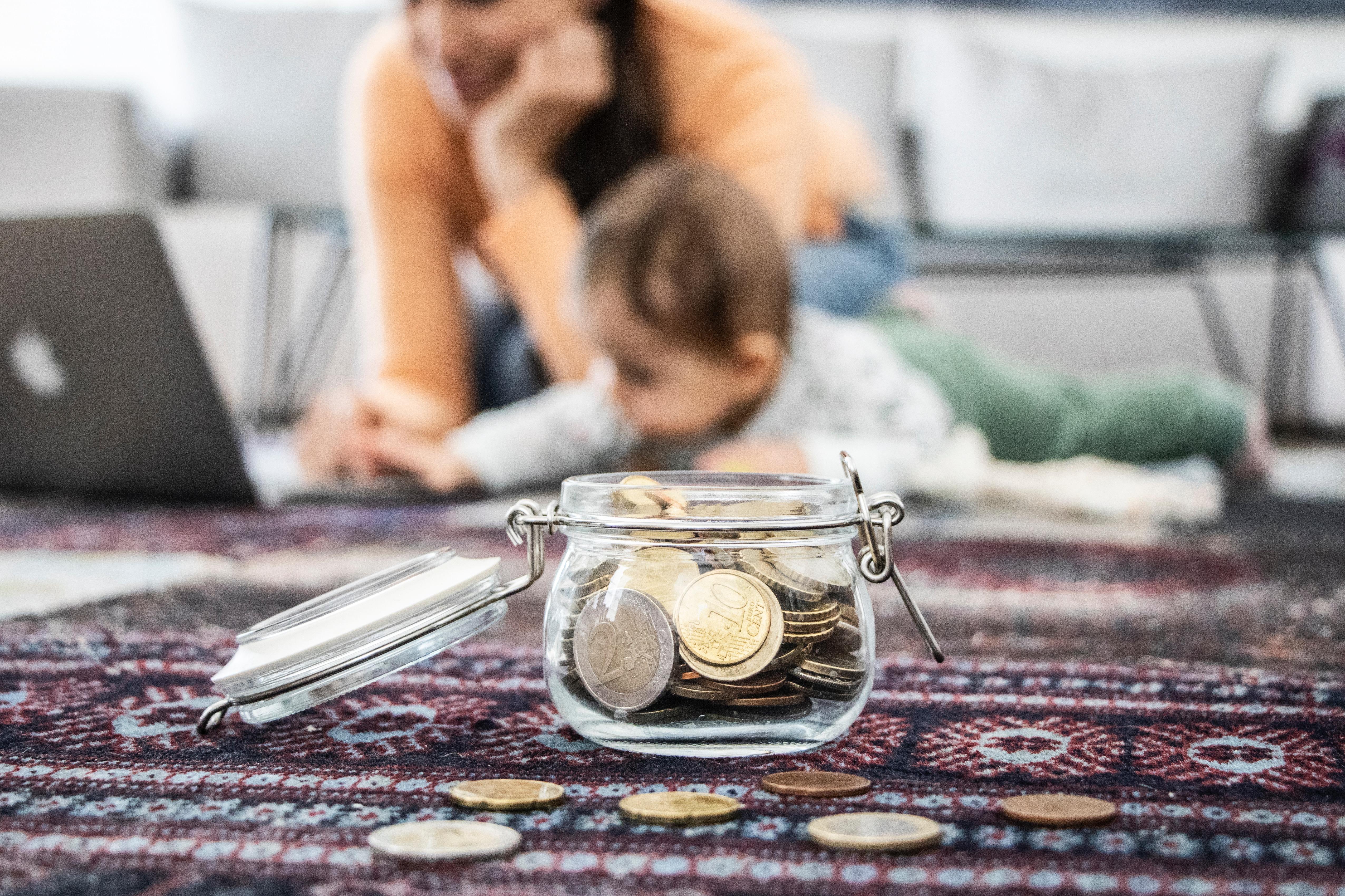 Lapselle säästäminen – osa 1