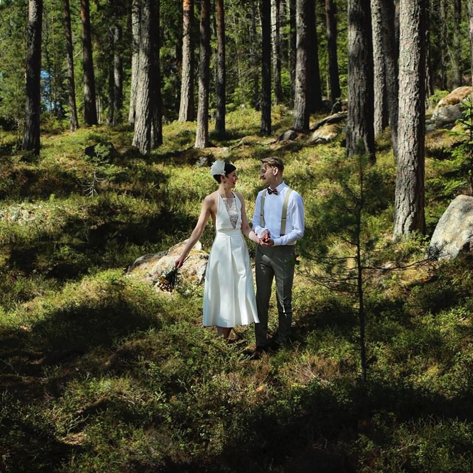 Kestävämpää rakkautta – 5 ekotekoa häiden järjestämisessä