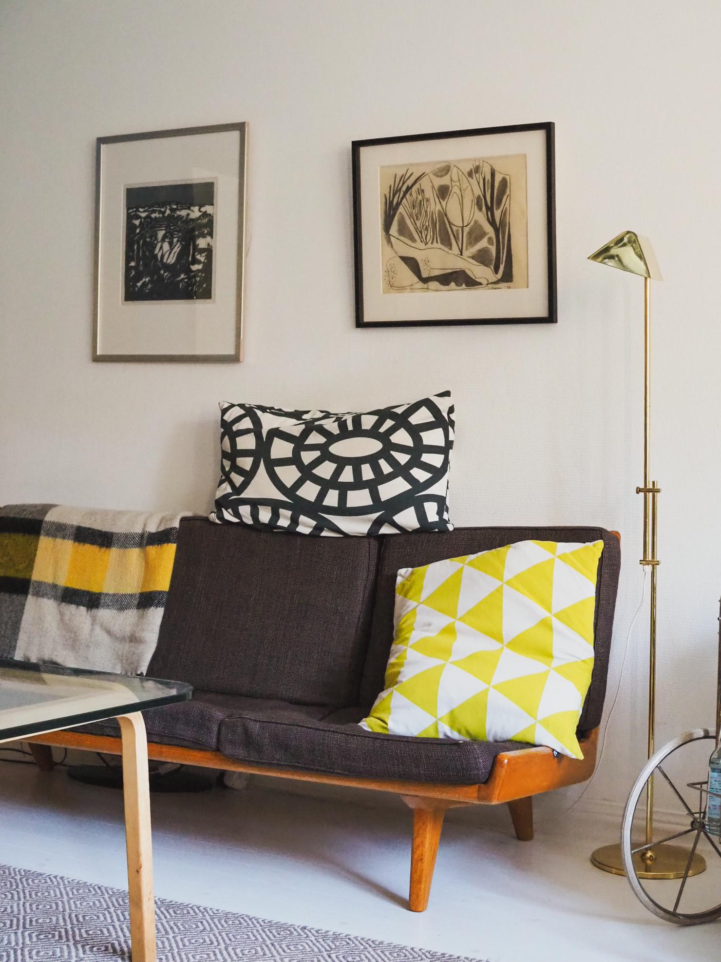 Huonekaluaarteita: Studio-sohva