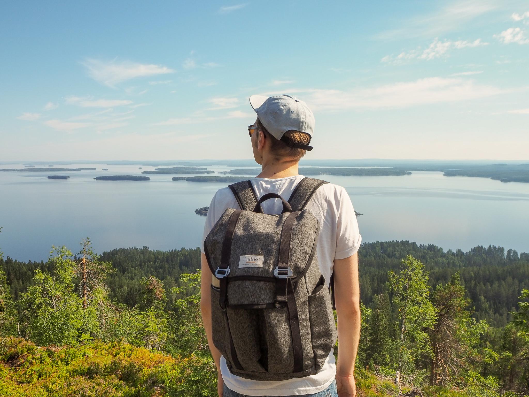 Myytti suomalaisten luontosuhteesta
