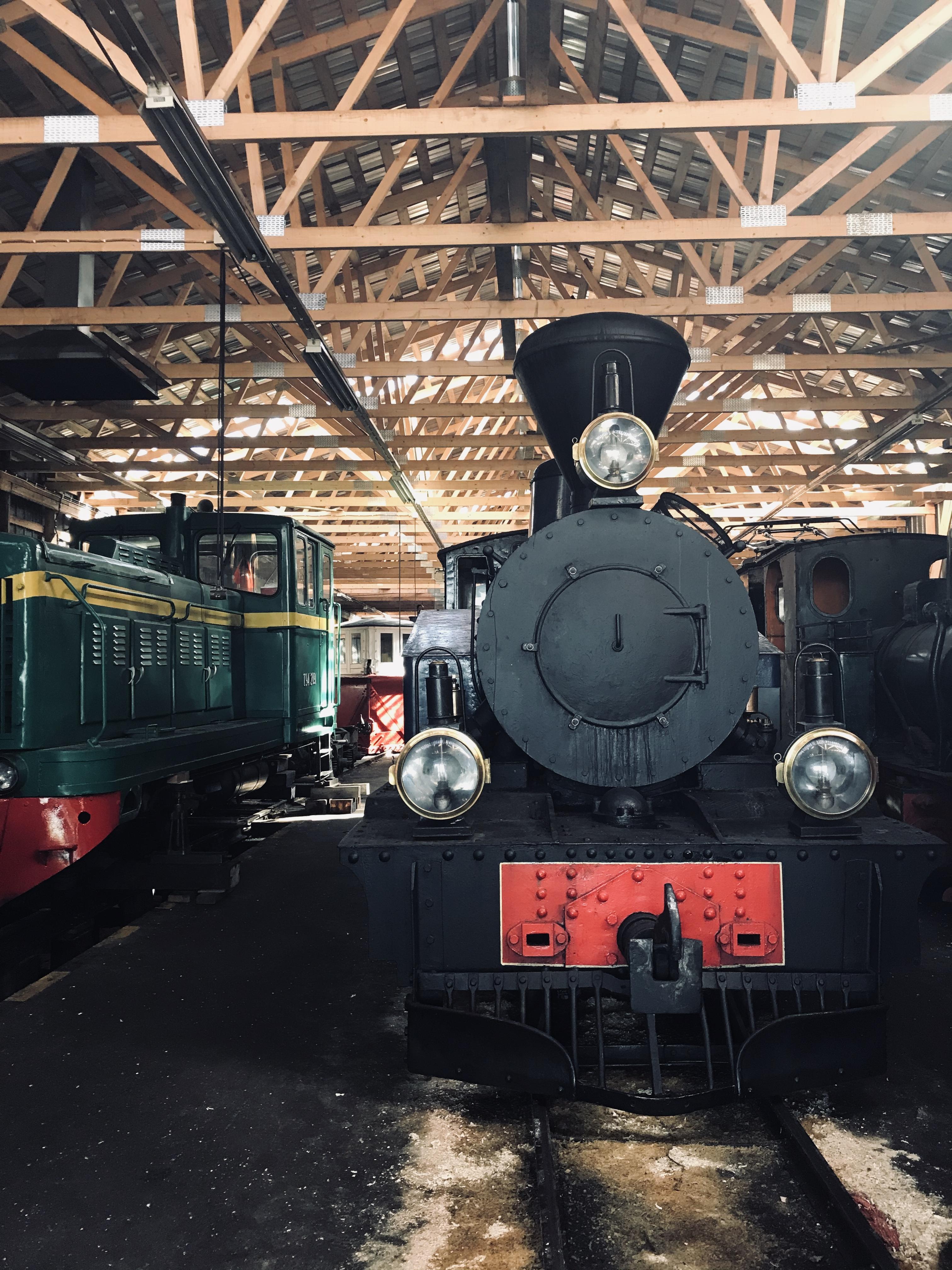 Jokioinen rautatiemuseo