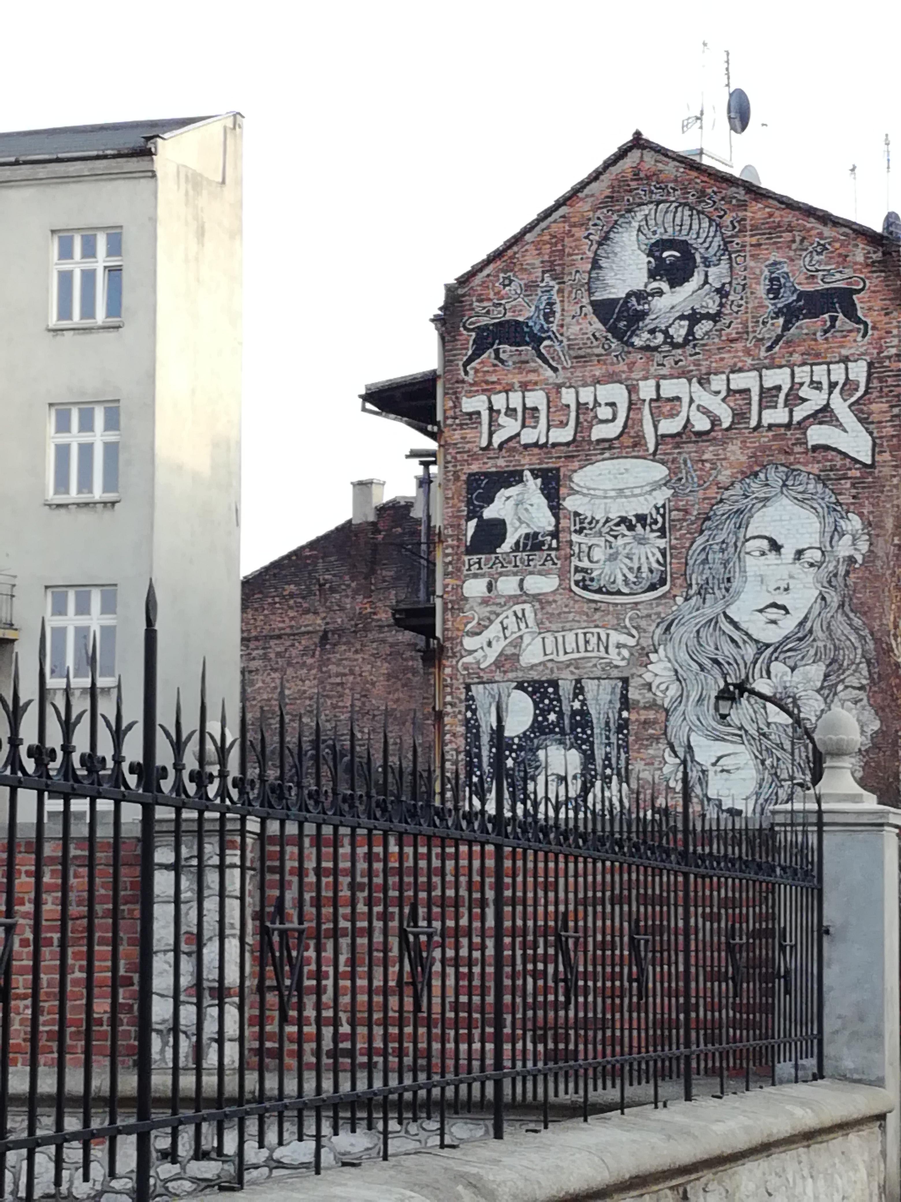Ensimmäistä kertaa Krakovassa