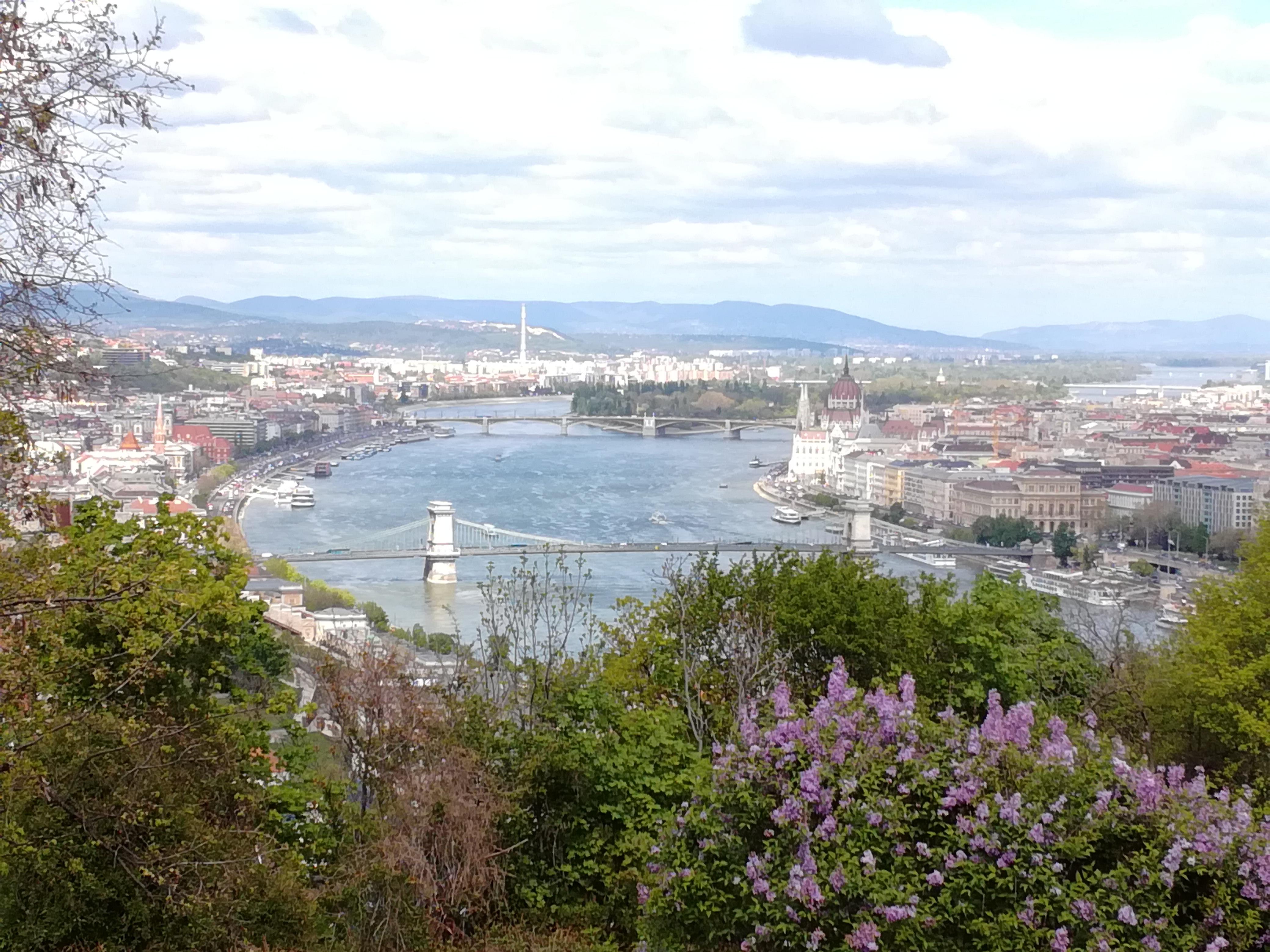 Budapest ensikertalaisen silmin