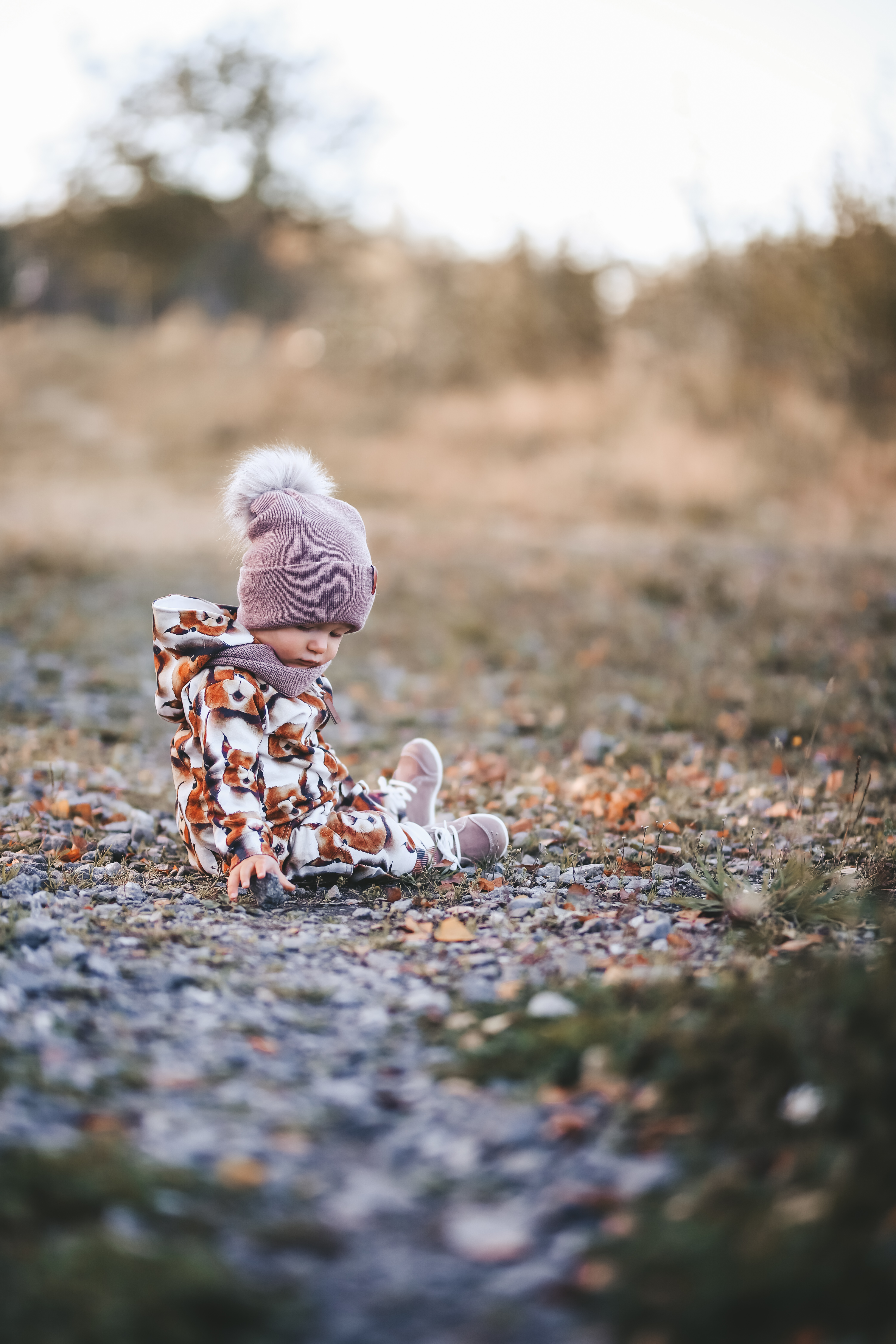 Stressaavat lastenvaatteet?