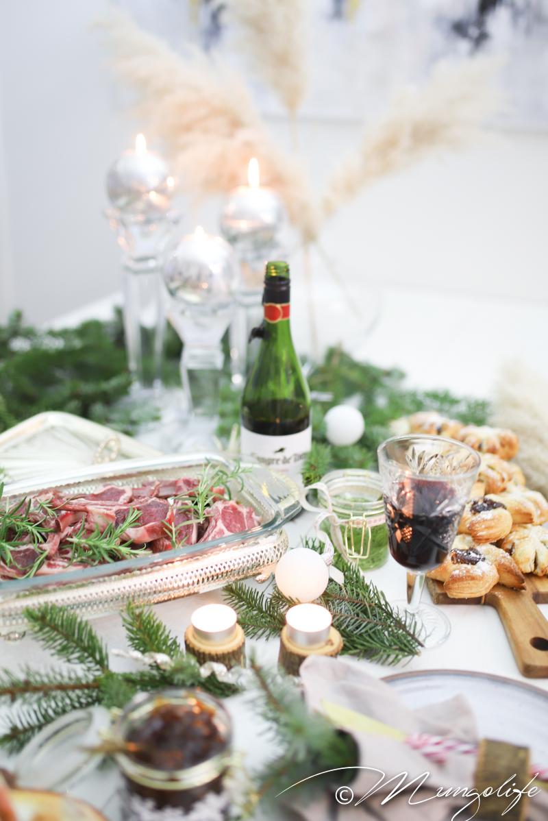 Inspiraatiota talven juhlapöytiin