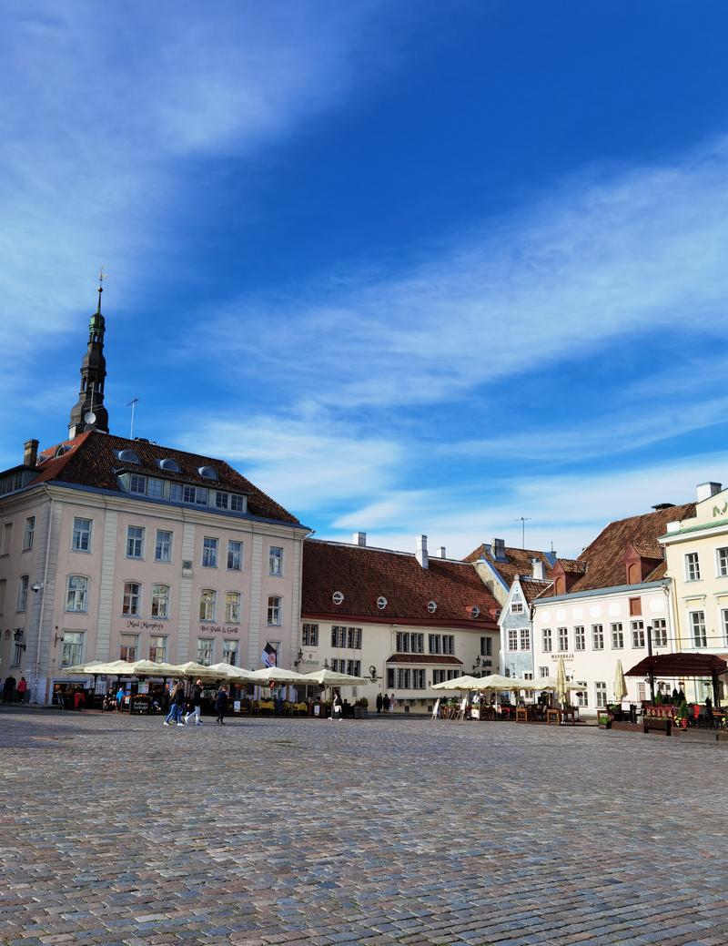 Elämyksellinen Tallinnan reissu