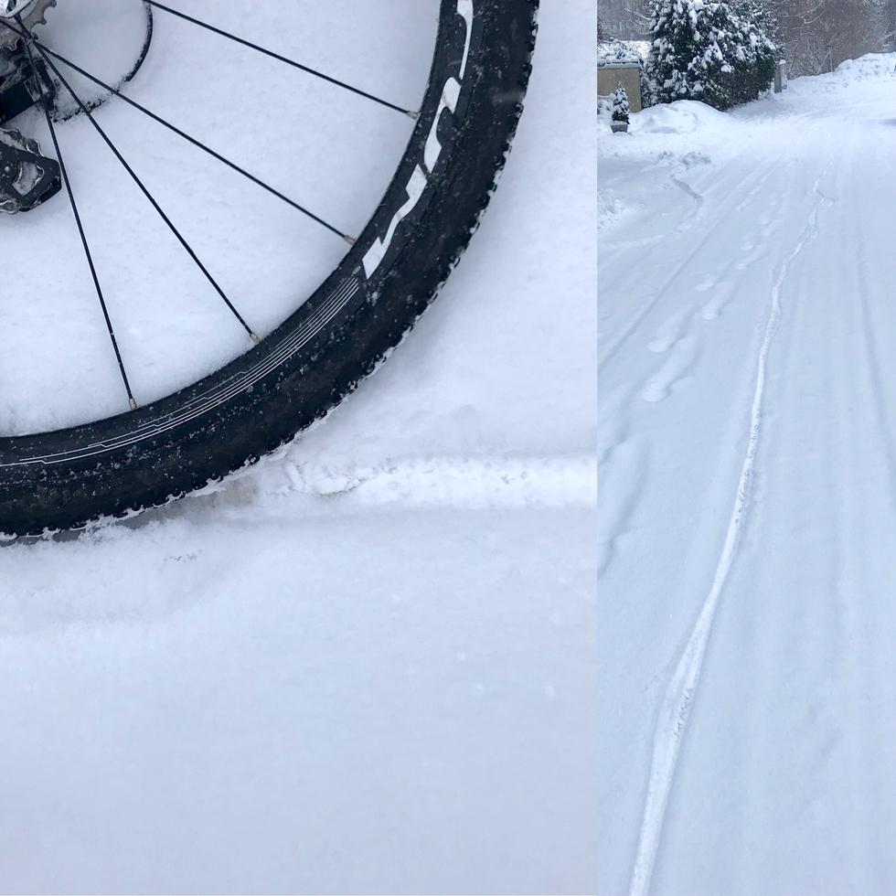 Fanaatikon talvipyöräily