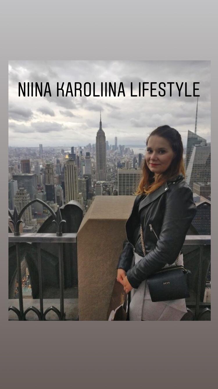 Niina Karoliina Lifestyle