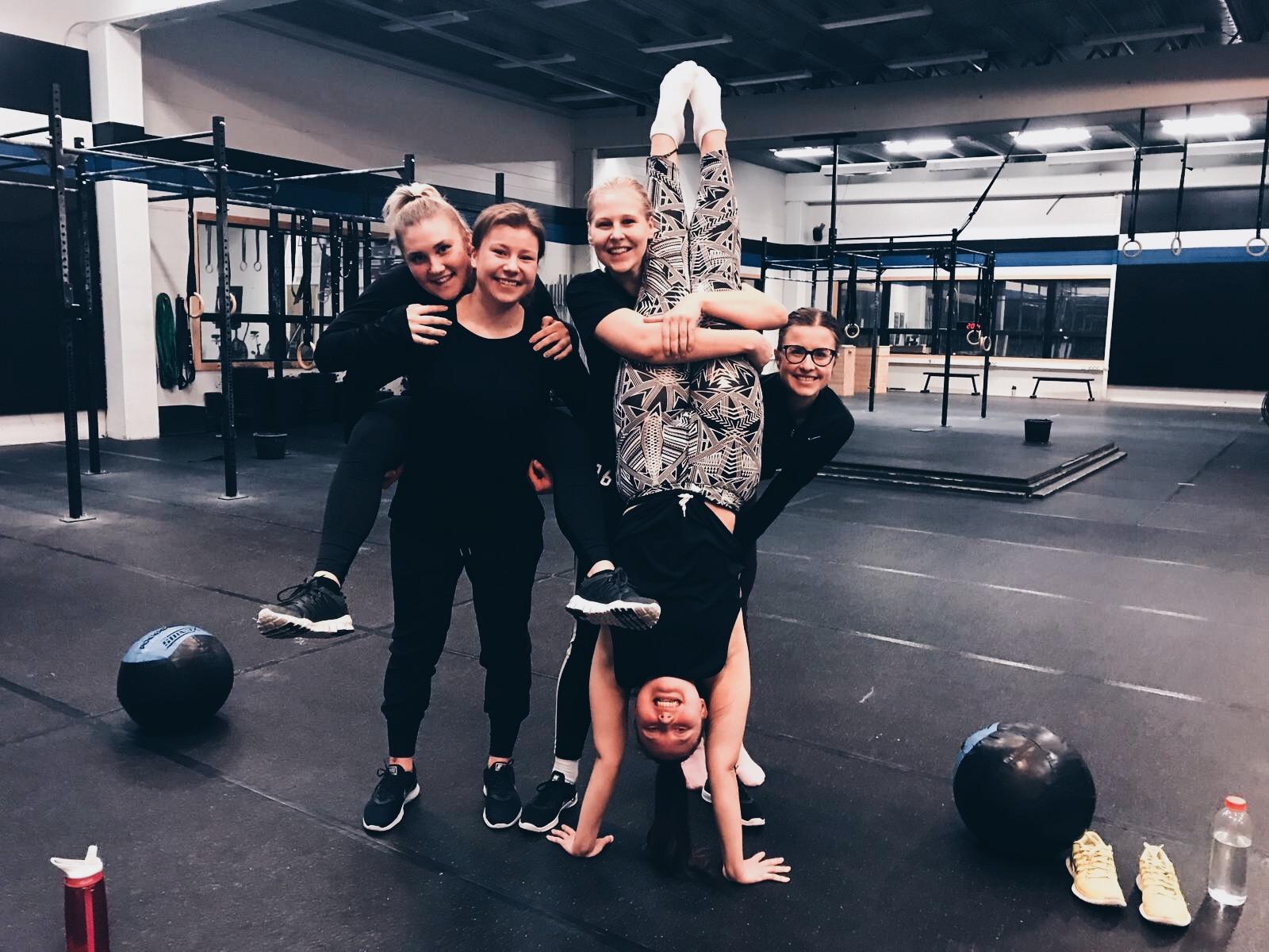 Löysin itselleni vihdoin harrastuksen: CrossFit