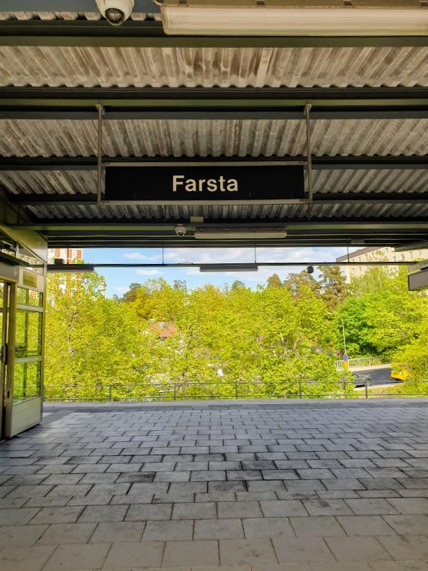 Tukholman asemat: Farsta