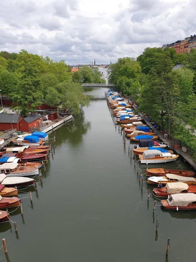 Ystäväviikonloppu Tukholmassa