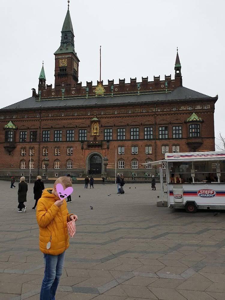 Kööpenhamina: Pølsevogn