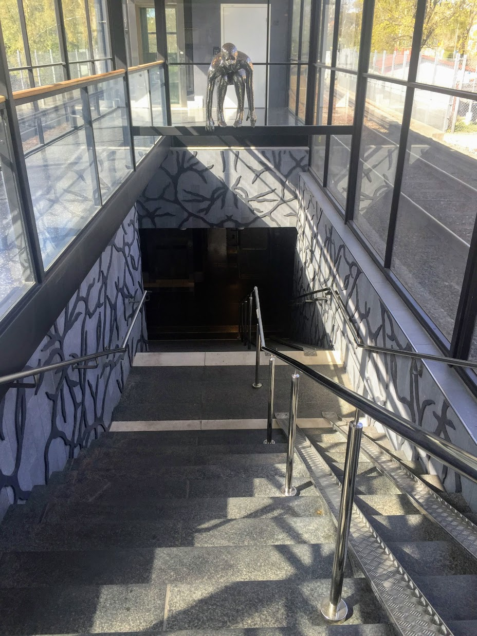 Tukholman asemat: Enskede Gård