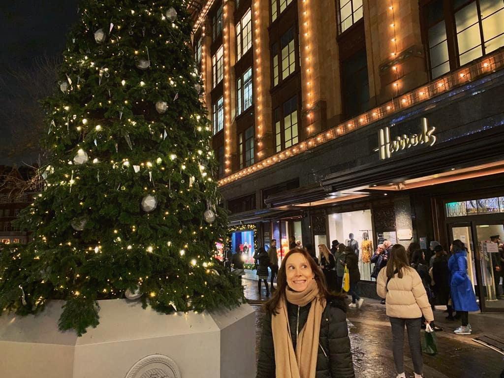 Lontoo joulu