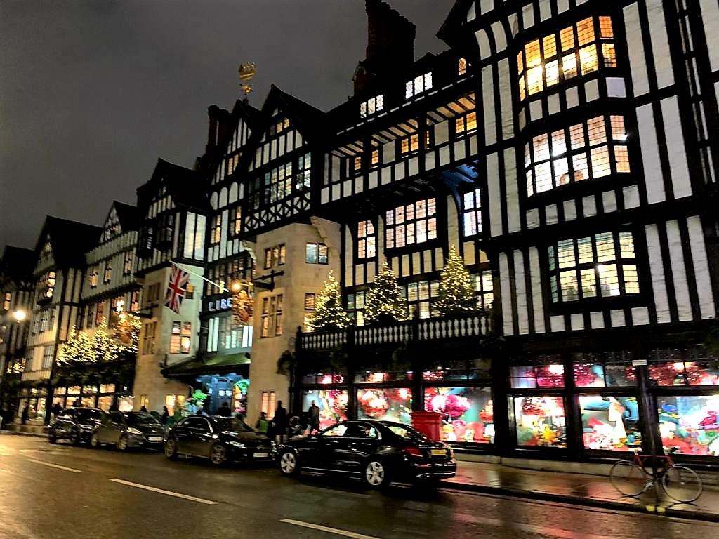 Lontoo tavaratalot