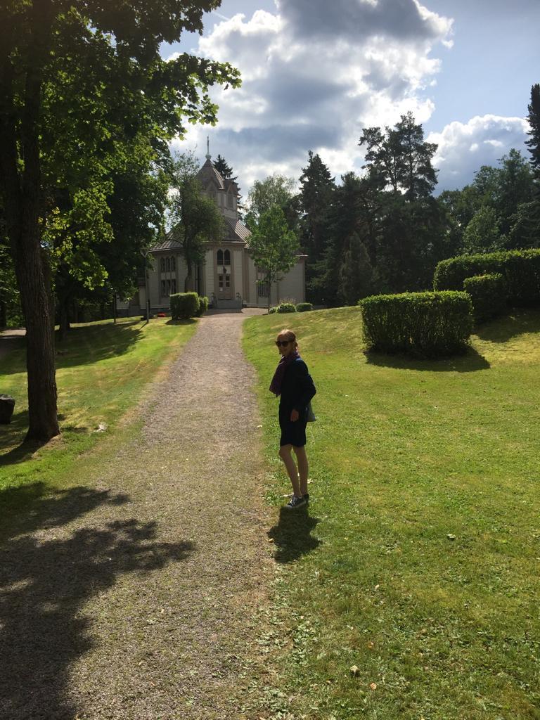 Ruotsinpyhtään kirkko