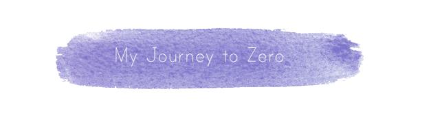 My Journey to Zero
