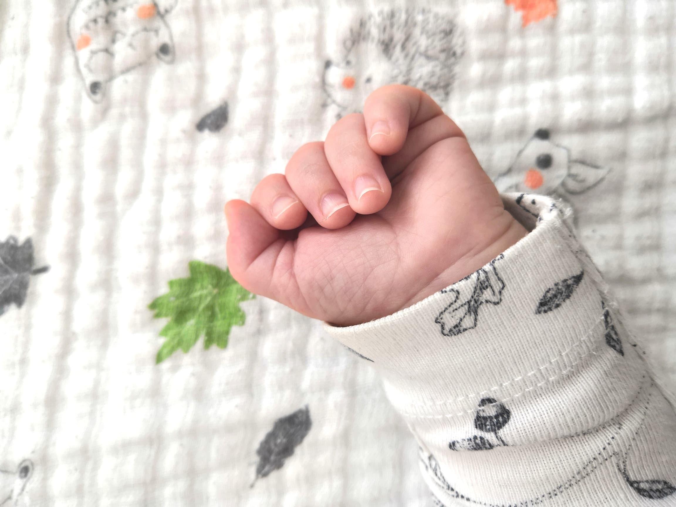 Kun äiti, joka halusi blogata sai vauvan, joka ei nuku