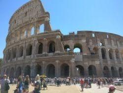 Matkamuistoja Roomasta