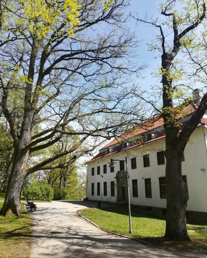 Träskändan kartano (Espoo)