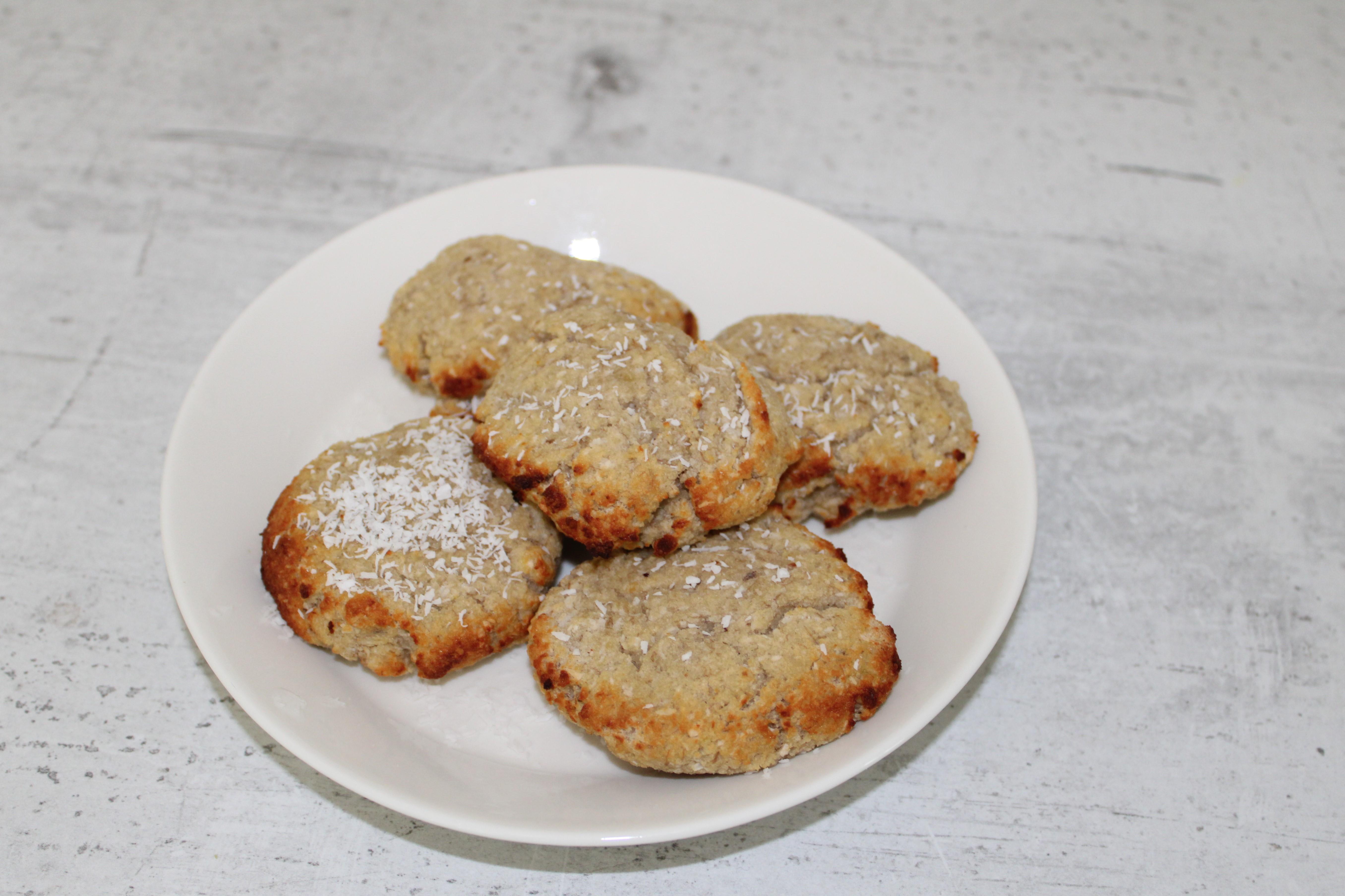 Taaperon leivos (maidoton,vehnätön,sokeriton)