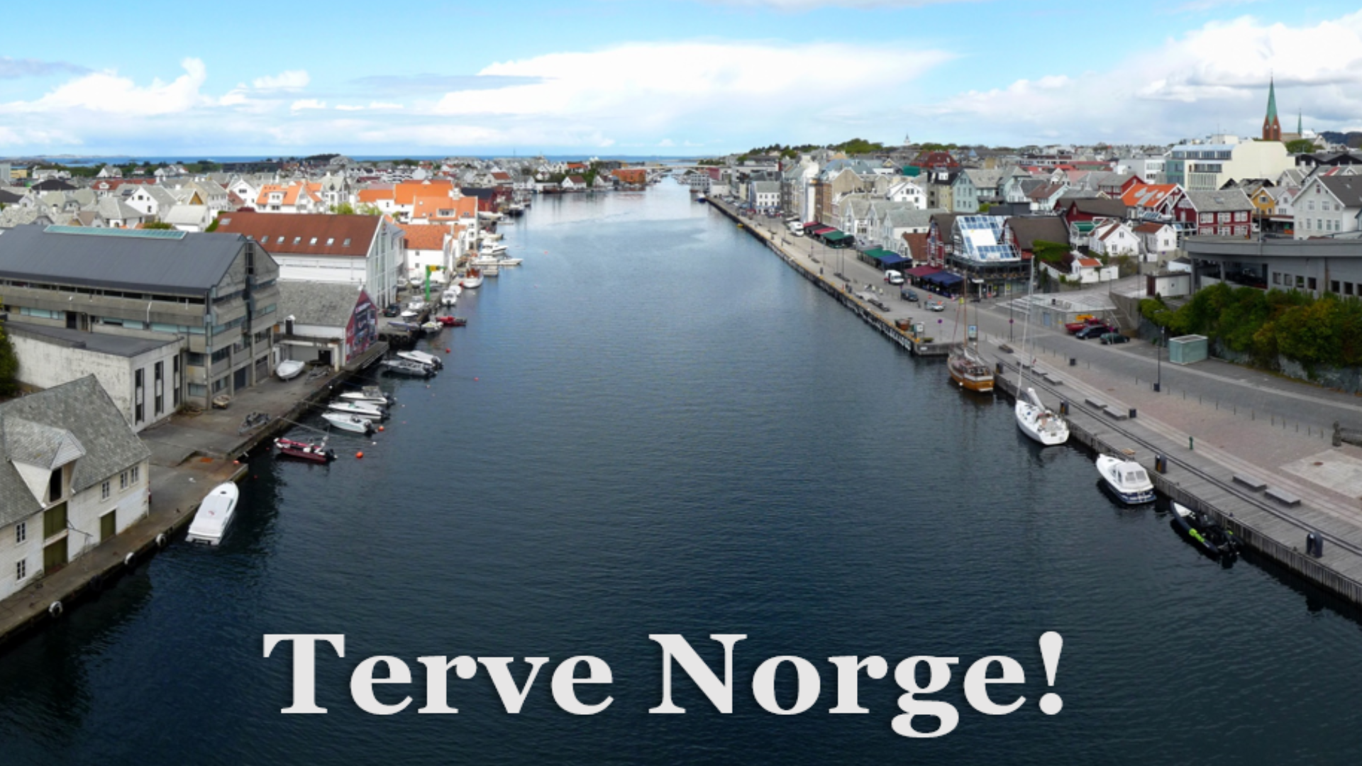 Terve Norge!