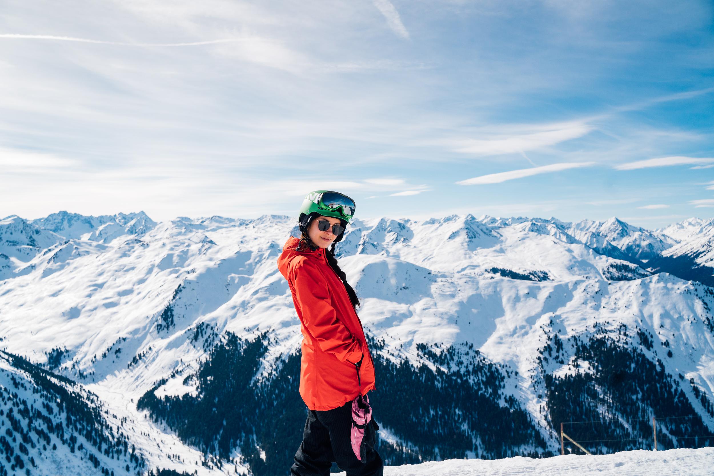 Alpeilla siis