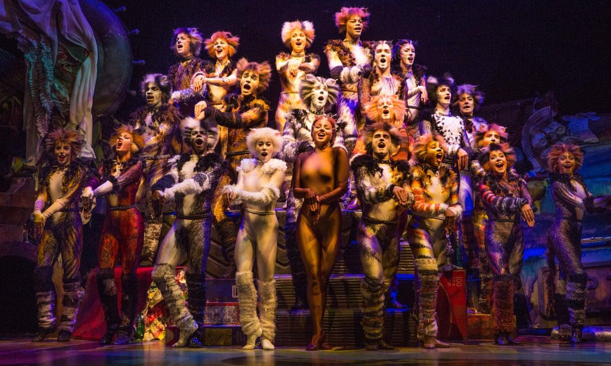 Viikonloppuvinkki musikaalien ystäville: Cats katsottavissa 48 tunnin ajan