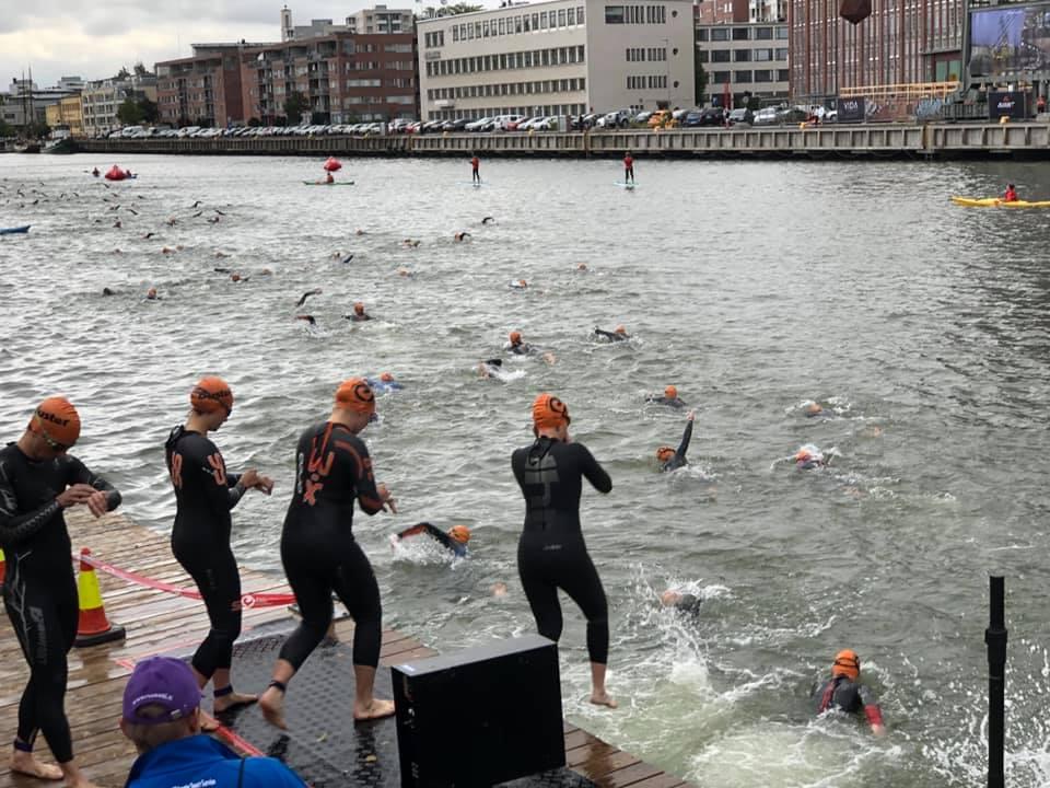Riikan kisaraportti, Challenge Turku 11.8.2019