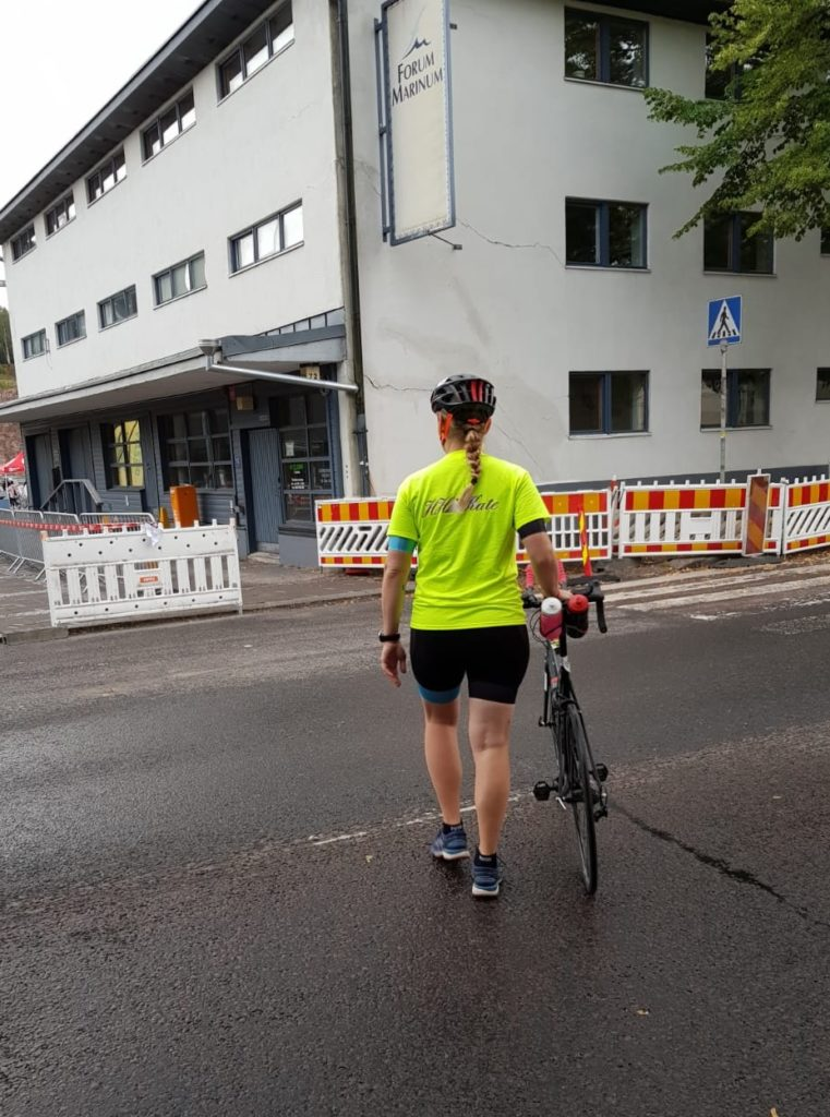 Ullan kisaraportti, Challenge Turku 11.8.2019