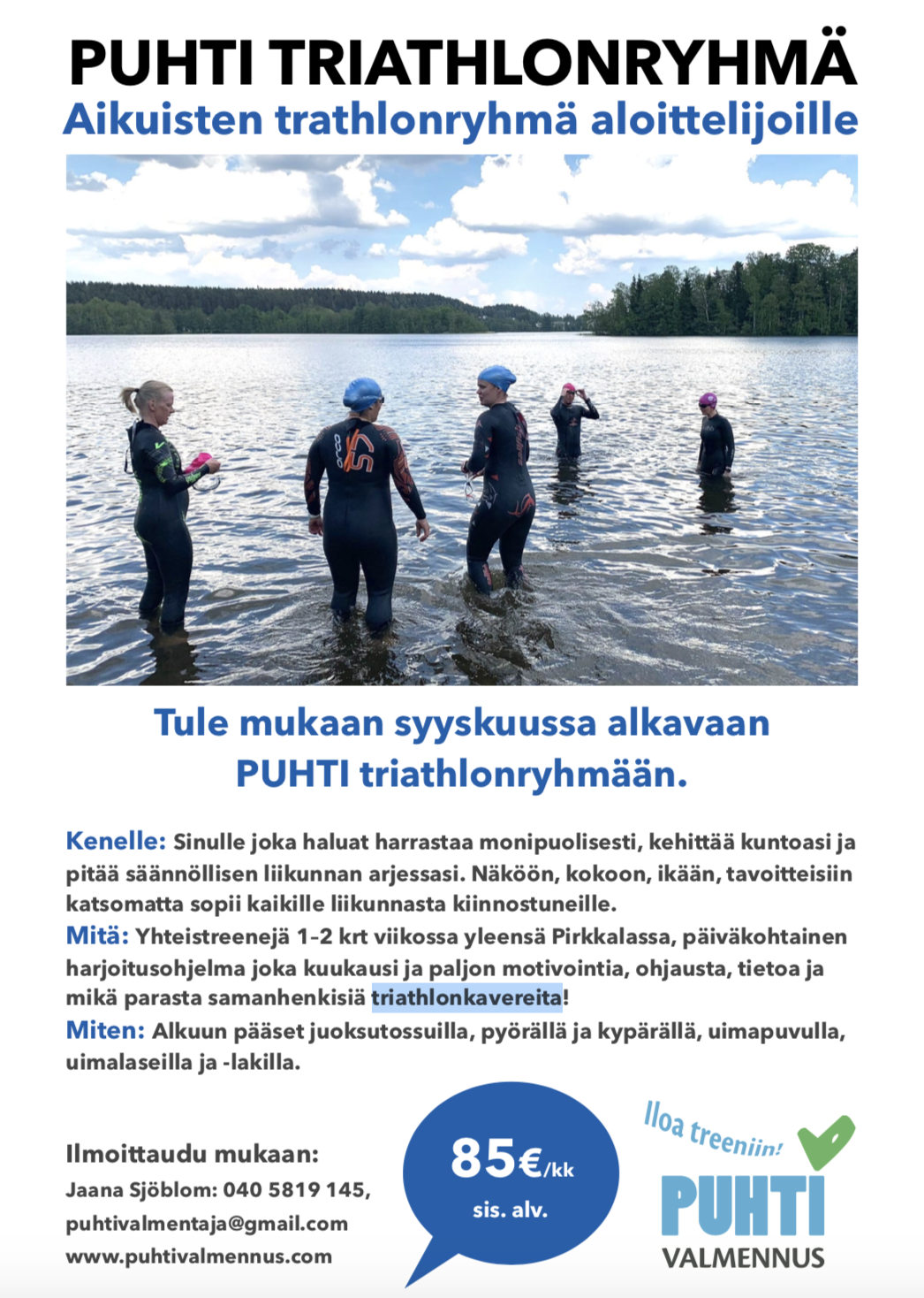 Kangasala Triathlon 14.7.2019