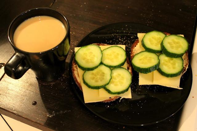 Vihreä Tee Illalla