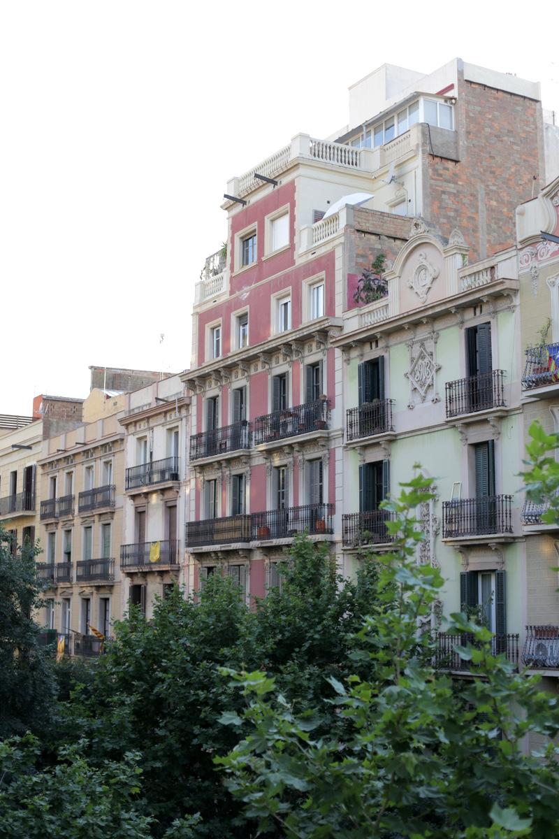 Matkapostausta Barcelonasta osa 1