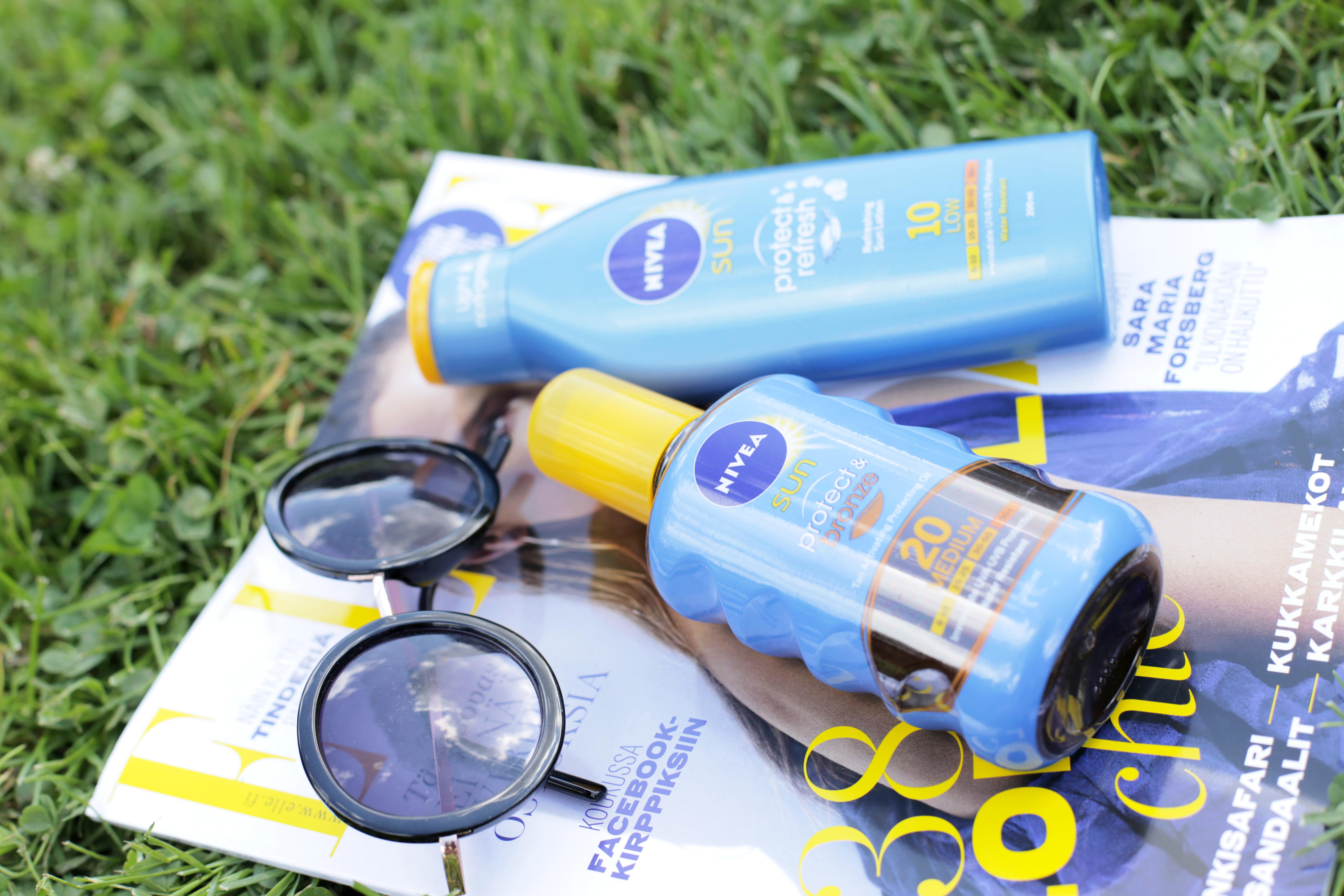 Skannaa kasvosi UV-kameralla