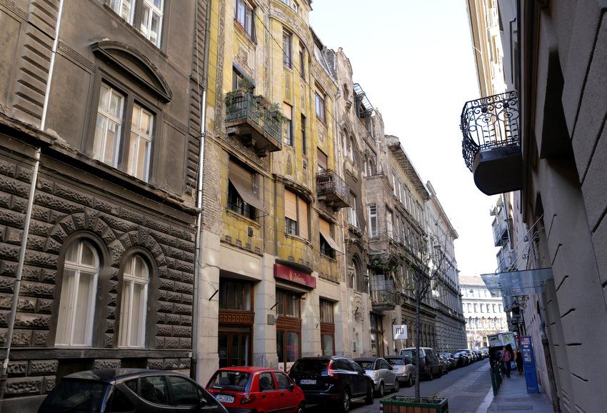 Matkapostausta Budapestista vol 1