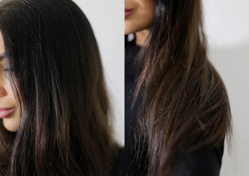 Eloa hiuksiin