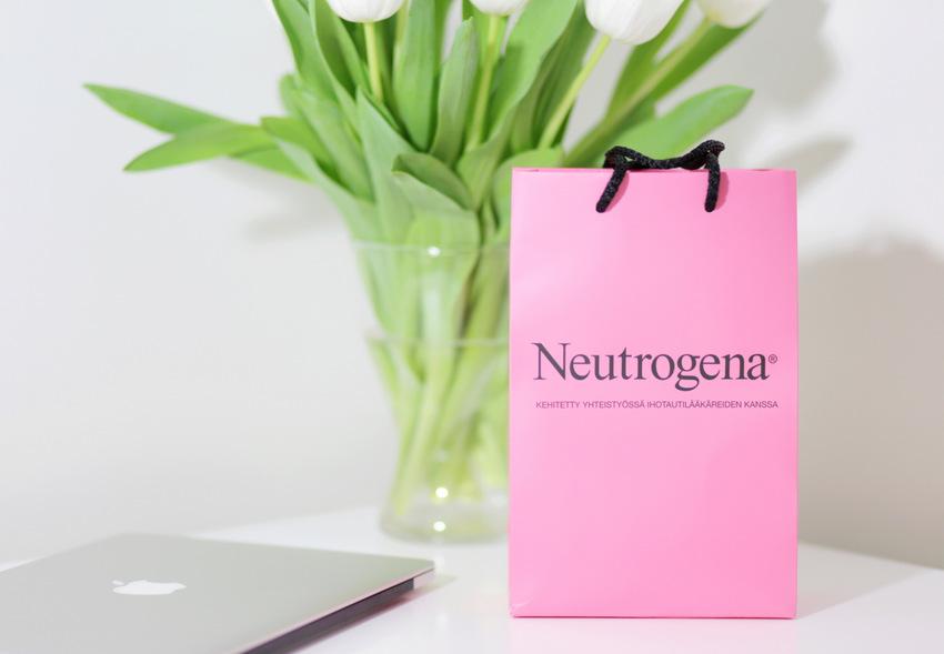 Neutrogena Visibly -ARVONTA!