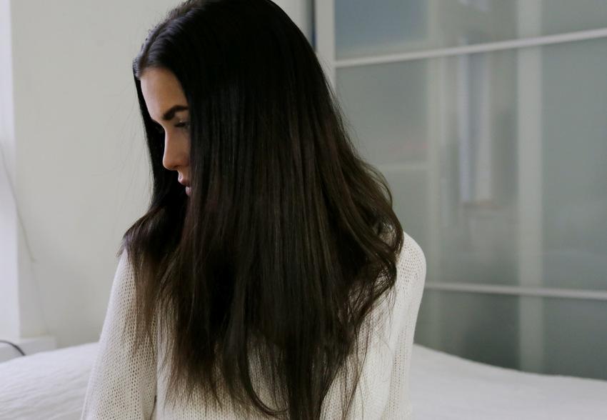 Miten kasvatin pitkät hiukset?