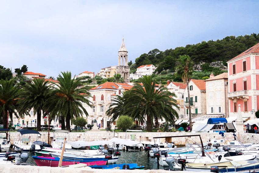 Matkavinkkini Kroatiaan: Hvar