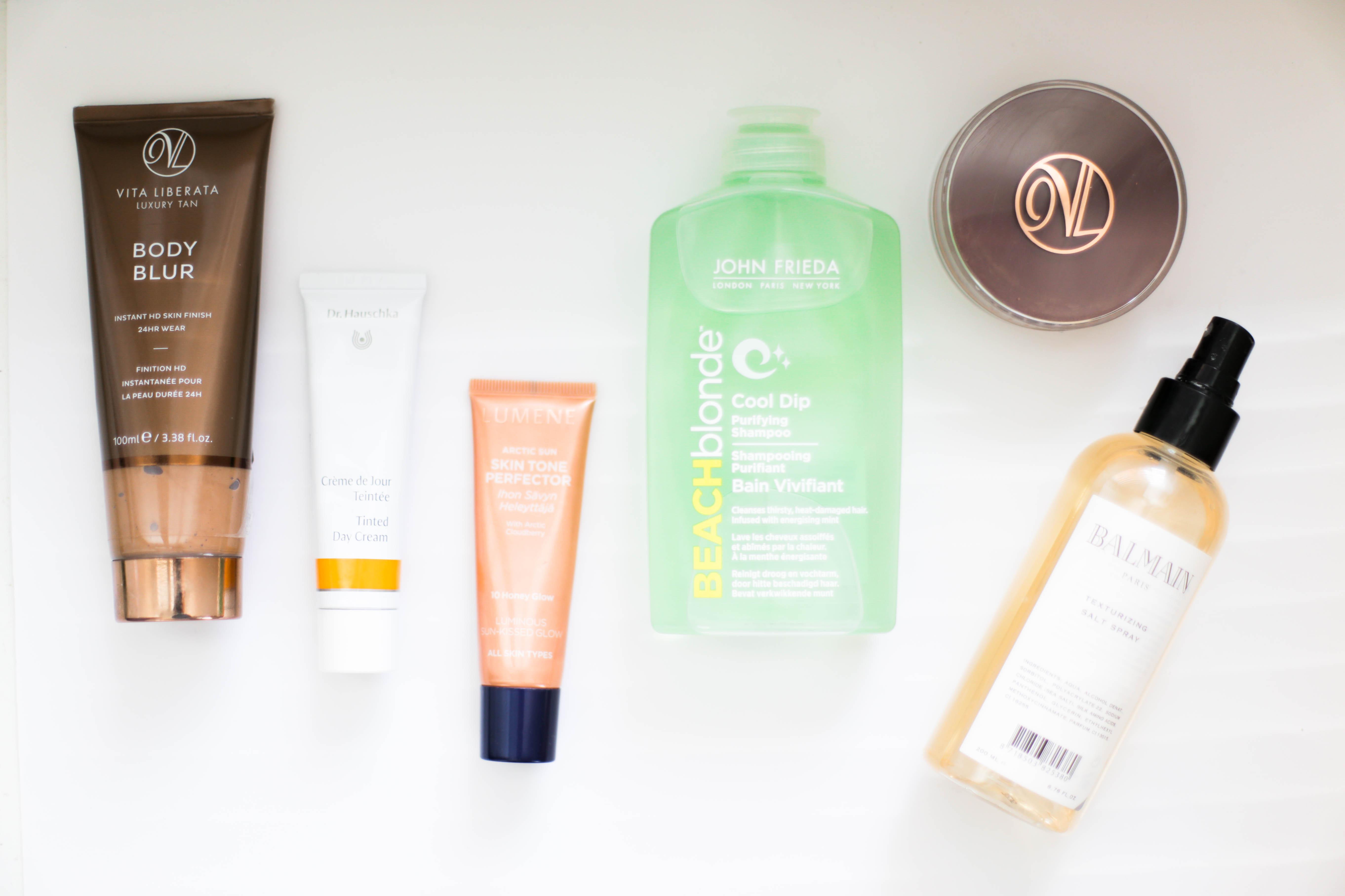 Tämän kesän MUST HAVE kosmetiikkatuotteet