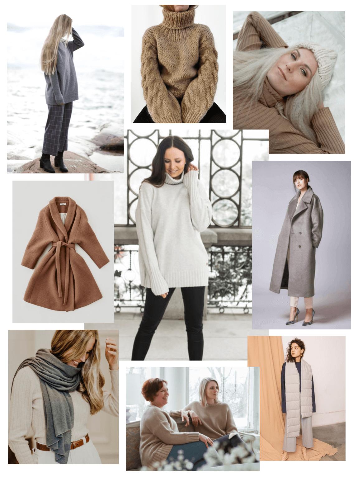 Ihanin talvityyli – lämpimät neuleet ja muhkeat asusteet