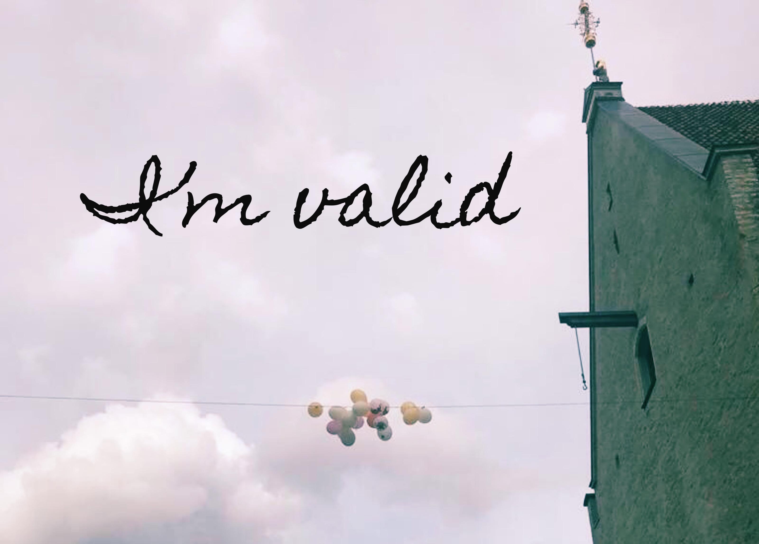 I'm valid