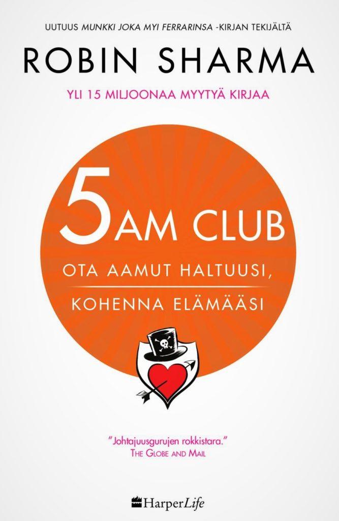 En aio liittyä 5AM clubiin – Eikä sinunkaan kannattaisi
