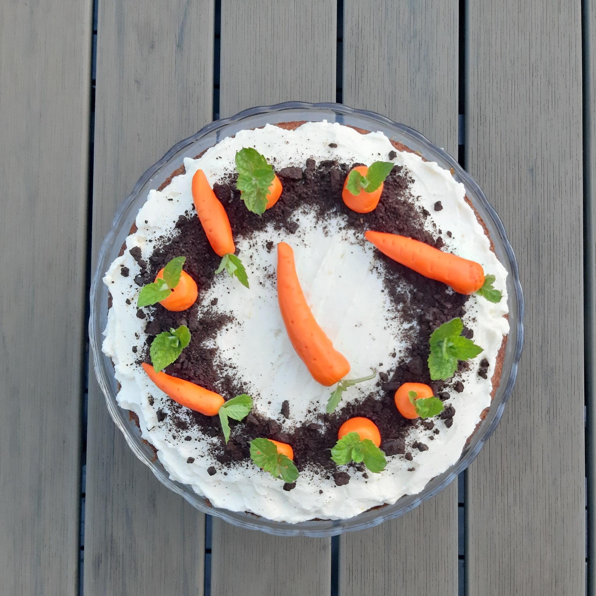 Paras porkkanakakku