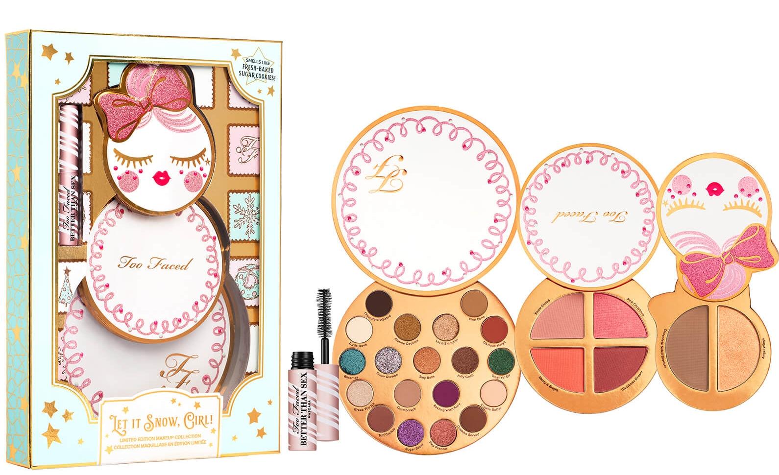 kosmetiikan lahjapakkaukset