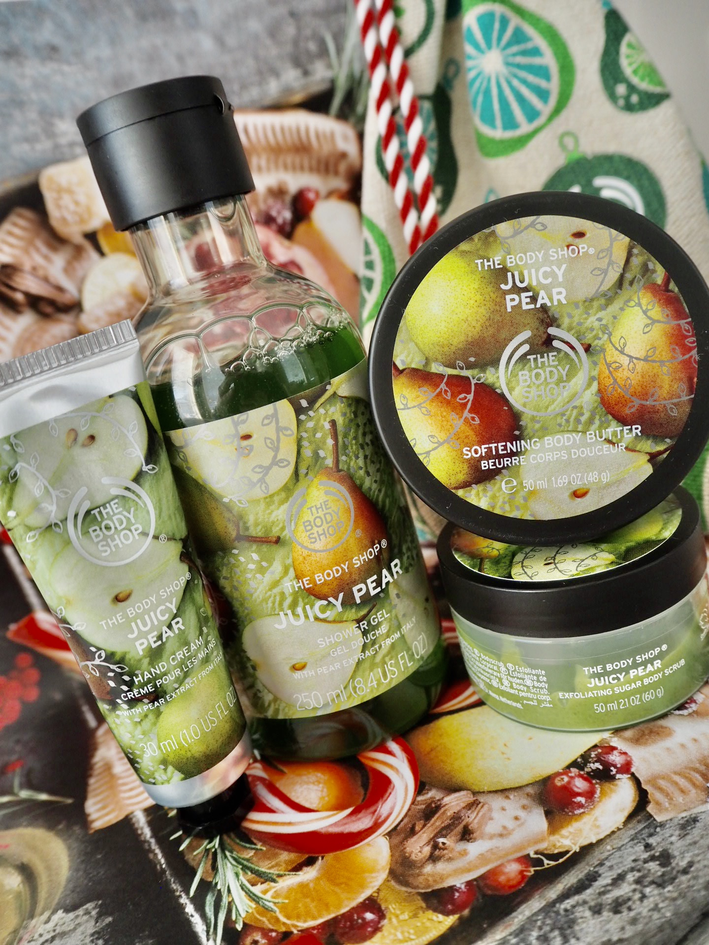 The Body Shop kausituotteet 2019