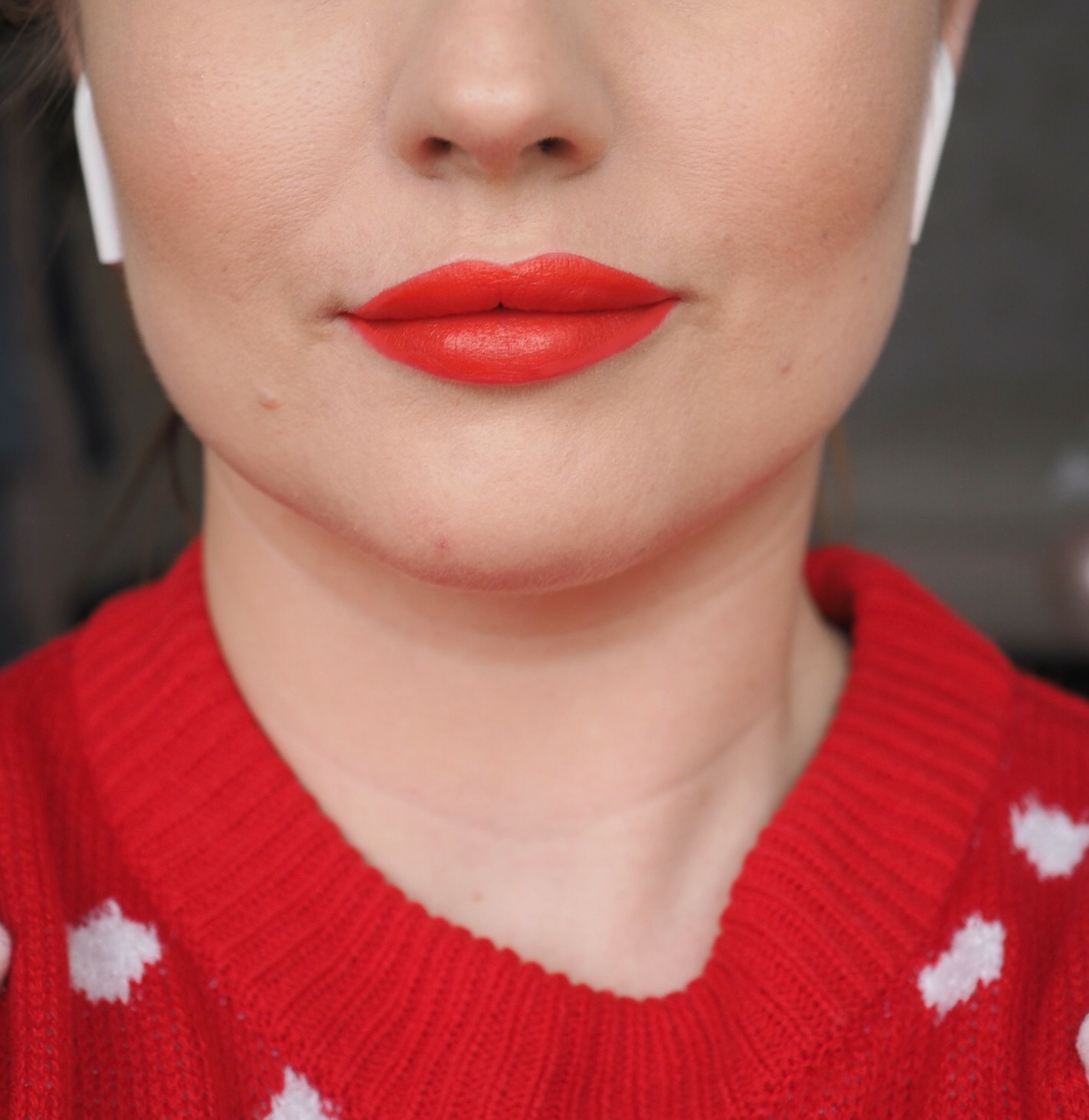 punaiset huulipunat